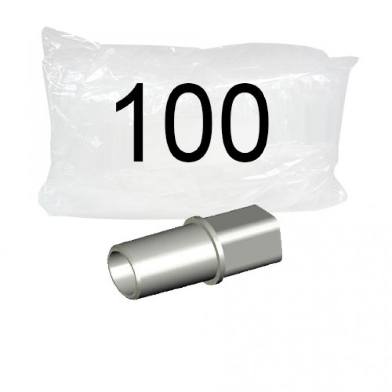 AlcoHAWK Slim Mouthpieces (100 pack)