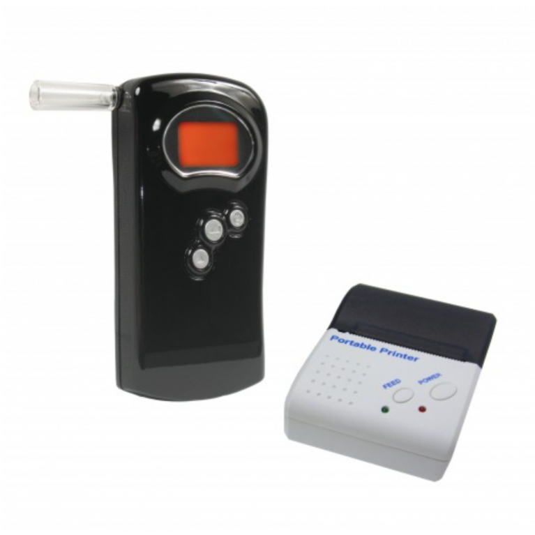 AlcoHAWK PT500P Professional Breathalyzer Kit