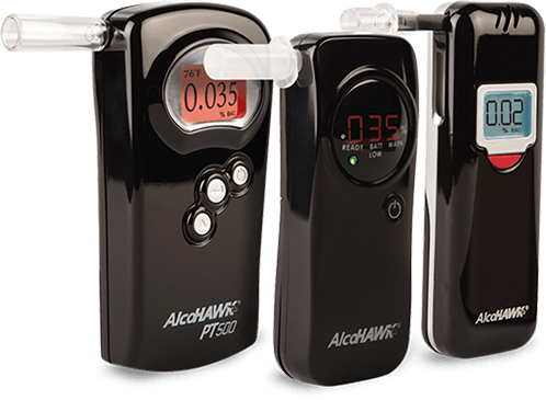 AlcoHAWK Selection Guide | AlcoHAWK Breathalyzers