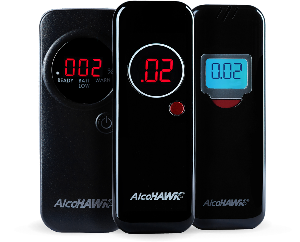 multiple breathalyzer devices