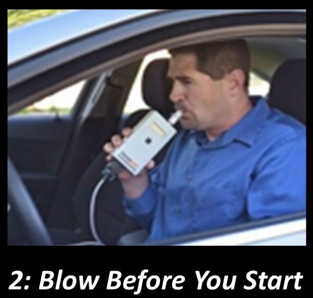 1: Blow Before You Start